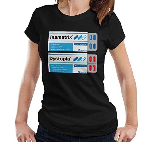 Red Or Blue Matrix Pills Women's T-Shirt