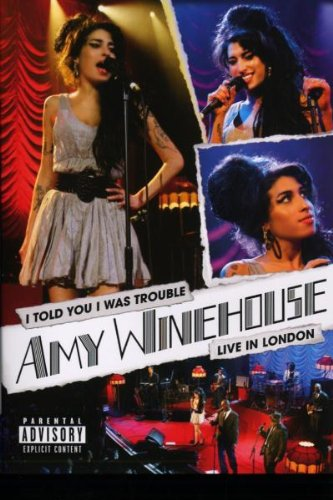 Amy Winehouse - I Told You I Was Trouble [DVD]