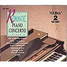 Les Concertos Romantiques pour piano, volume 4