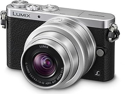"""Panasonic GM1 Appareil photo numérique hybride Ecran 3"""" 16 Mpix Noir + Objectif 12-32mm"""