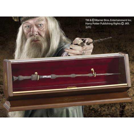 ハリーポッター ブロンズ製1/1スケール魔法の杖レプリカ アルバス・ダンブルドア 並行輸入品