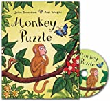 Julia Donaldson Monkey Puzzle Book and CD Pack (Book & CD)