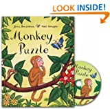 Monkey Puzzle Book and CD Pack (Book & CD)