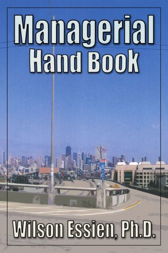 Managerial Hand Book