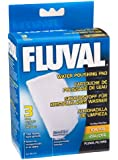 Fluval Fine Filter Water Polishing Pad for 104/105/204/205 Models - 3-Pack
