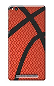 KanvasCases Printed Back Cover for Xiaomi Redmi 3
