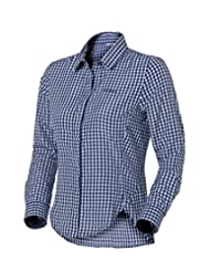 Odlo Women's Meadow Long Sleeve Check Blouse