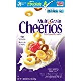 Cheerios MultiGrain Cereal, 16.2-Ounce Boxes (Pack of 3) ~ General Mills Cereals