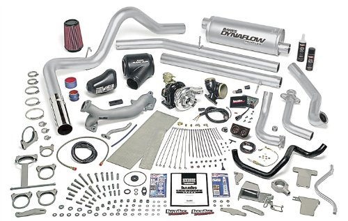 Banks Power 21060 Sidewinder Turbo System; Incl.