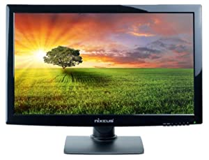 Nixeus WQHD 27-Inch H-IPS Ultra High Resolution 2560x1440 PC/MAC Monitor NX-VUE27
