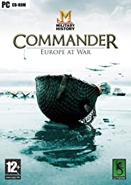 Military history commander : europe at war