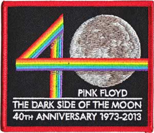 Application Pink Floyd TDSOTM Moon Patch - 1