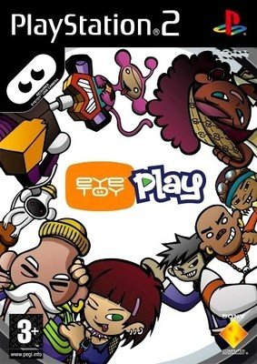 Sony Eye Toy Play