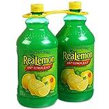 ReaLemon 100% Lemon Juice 48 oz. Bottle 8/CS
