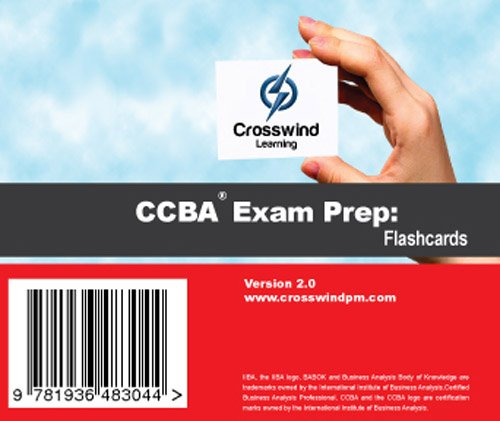 Ccba Exam Prep: Flashcards back-851257
