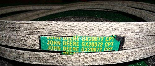 "John Deere 42"" Mower Deck Belt GX20072, LA100 LA105 LA110 LA115 LA120 LA125 LA135, New, Free Shipping"