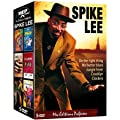 coffret 5 DVD spike lee