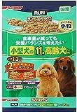 ラン ミールミックス 小型犬 11歳からの高齢犬用 1.3kg(325g*4P)