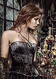 Victoria Frances 1,000 piece puzzle - poison