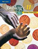 Nelson Biology 11: College Preparation: Student Workbook