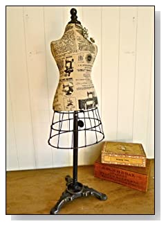 Triana Foam and Cloth Adjustable Height Mannequin