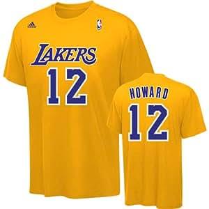 Nba Adidas Dwight Howard Los Angeles Lakers