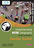 Ms Ann Bowen Understanding GCSE Geography AQA Revision Toolkit Teacher for Virtual Learning Environment (Understanding GCSE Geography for AQA A)