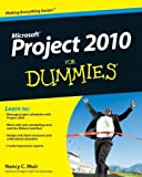 img - for Project 2010 For Dummies [Paperback] [2010] (Author) Nancy C. Muir book / textbook / text book