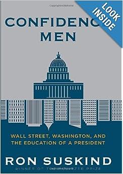 Confidence Men - Ron Suskind