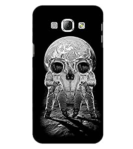 buzzart Back Cover for Samsung Galaxy a8