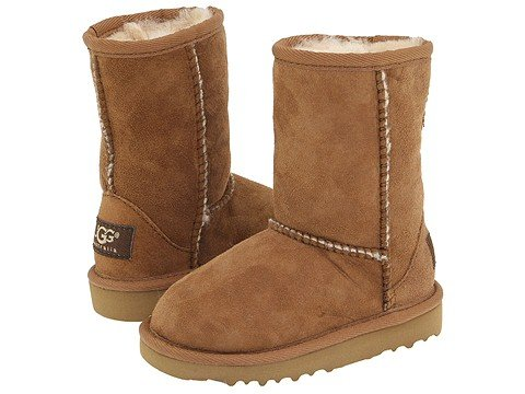 UGG CLASSIC SHORT Style# 5251 PS LITTLE KIDS Size: 2 C US