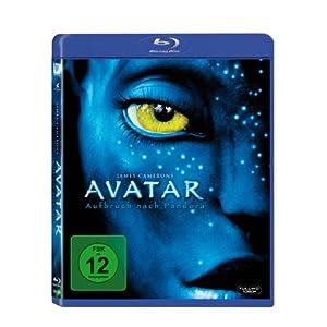 BD * Avatar Aufbruch nach Pandora [Blu-ray] [Import allemand]