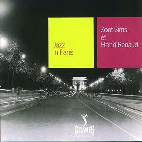 Jazz In Paris - Zoot Sims Et Henri Renaud
