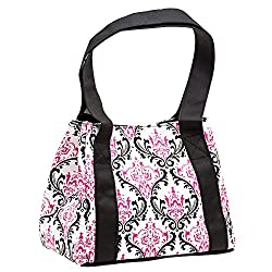 Fit & Fresh Venice Insulated Designer Lunch Bag