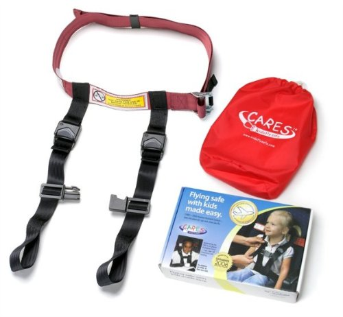 Best Prices! Child Airplane Travel Harness - Cares Safety Restraint System - The Only FAA Approved C...