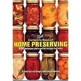 Ball Complete Book of Home Preserving ~ Lauren Devine