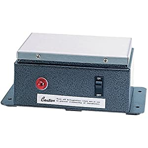 """TTC Demagnetizer - Model: TDM-1 Dimensions: 9"""" x 4-5/8"""" x 3-3/8"""" Surface Area: 28.5 Square inches Pole Area: 6 Square inches"""