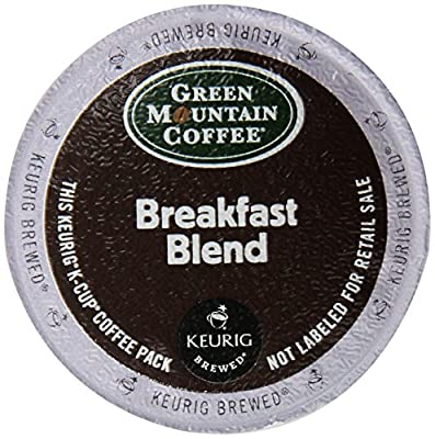 SCS Green Mountain Coffee Breakfast Blend K-cup Packs - 80 Ct.