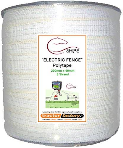 shire-recinzione-elettrica-nastro-bianco-200-m-x-40-mm-x-8-in-acciaio-inox-filo