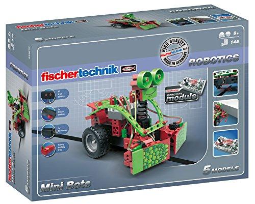 Fischertechnik 533876 - Baukaesten, Mini Bots