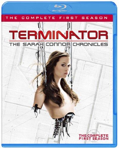 ターミネーター:サラ・コナー クロニクルズ <ファースト・シーズン> コンプリート・セット (3枚組) [Blu-ray]