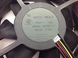 NMB/Mat Panaflo FBA12G12U1BX 120mm High Speed Case Fan PC Cooling Fan 3PIN