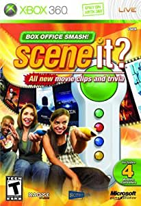 Scene It? Box Office Smash Bundle - Xbox 360