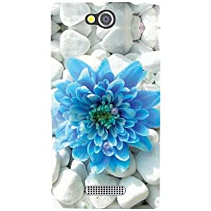 Sony Xperia C Back Cover - Eye Catchy Designer Cases