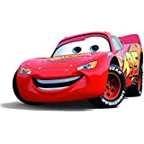 Movie Cars Lightning Mcqueen Car ON FINE ART PAPER HD QUALITY WALLPAPER POSTER