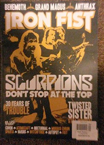 Iron Fist Magazine #9 (Iron Fist Magazine compare prices)