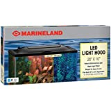 Marineland LED Light Hood, 20-Inch by 10-Inch