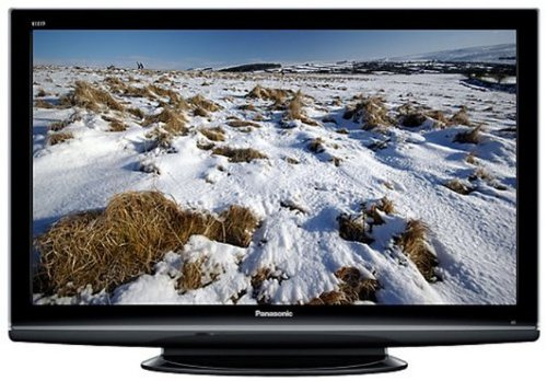 Panasonic TX-P42X10B 42-inch Widescreen HD Ready Plasma TV with Freeview