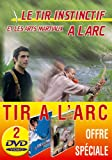 Lot 2 DVD Tir à l'Arc : Initiation et tir instinctif - Tir à l'arc - Sport Loisirs