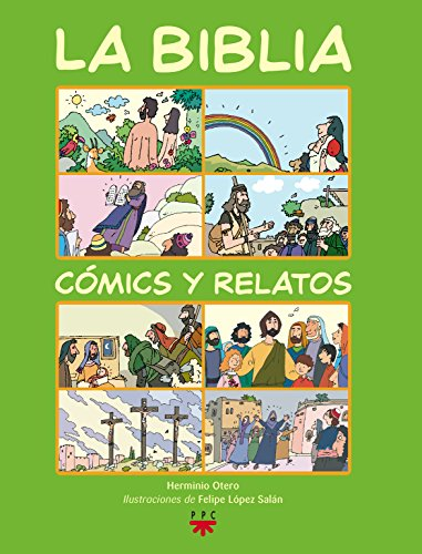 LA BIBLIA COMICS Y RELATOS